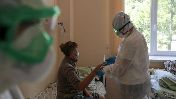 «Не трогайте меня, мне дышать нечем»: репортаж из «красной» зоны COVID-госпиталя Уфы