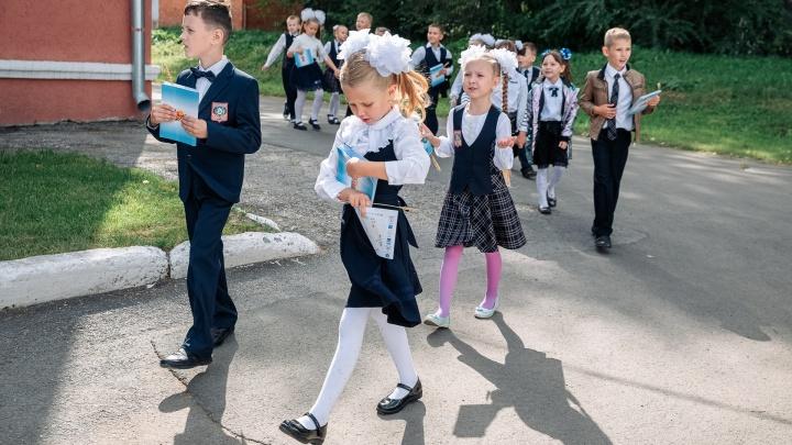 Сохранить в закладки: публикуем примерные даты, когда кузбасские школьники уйдут на каникулы