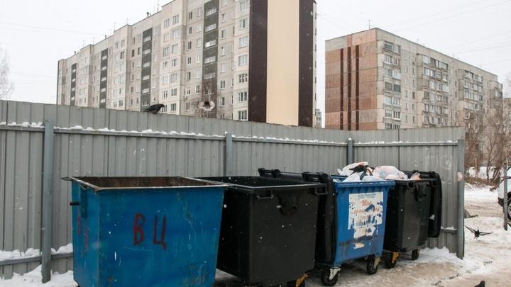 Житель Кургана судился с «Чистым городом» из-за удаленности мусорного бака