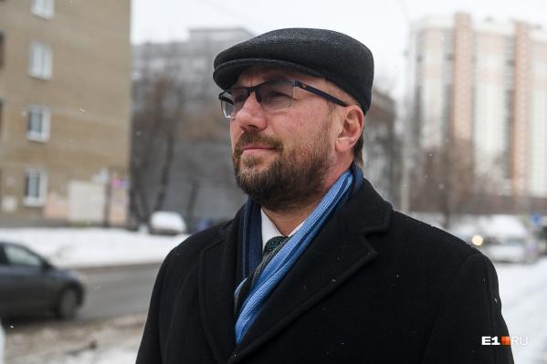 Андрей Курочкин отвечает на вопросы читателей E1.RU