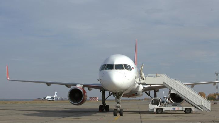 В курганском аэропорту в очередной раз сократили число рейсов до Москвы