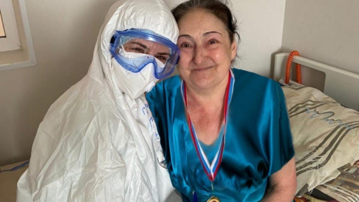 Югорчанка с 75-процентным поражением легких боролась с коронавирусом больше трех месяцев