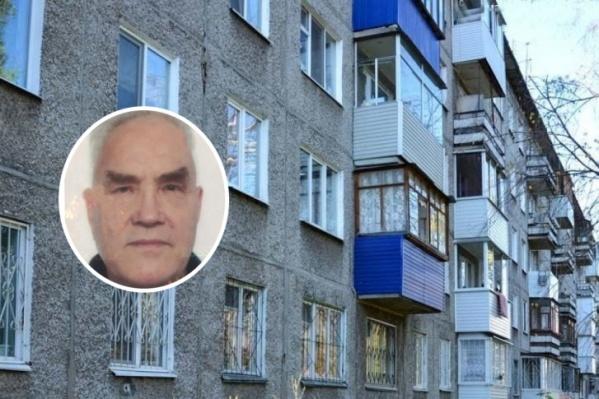 Мужчина жил в доме на улице Охотников
