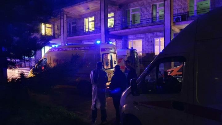 Следователи назвали предварительную причину пожара в COVID-отделении больницы в Ярославле