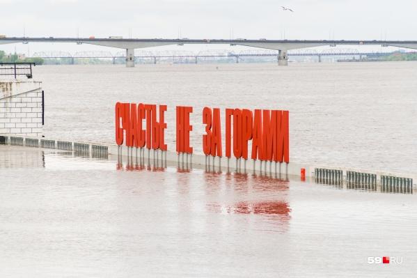 Андрей Шихов считает, что арт-объект в этом годуне затопит