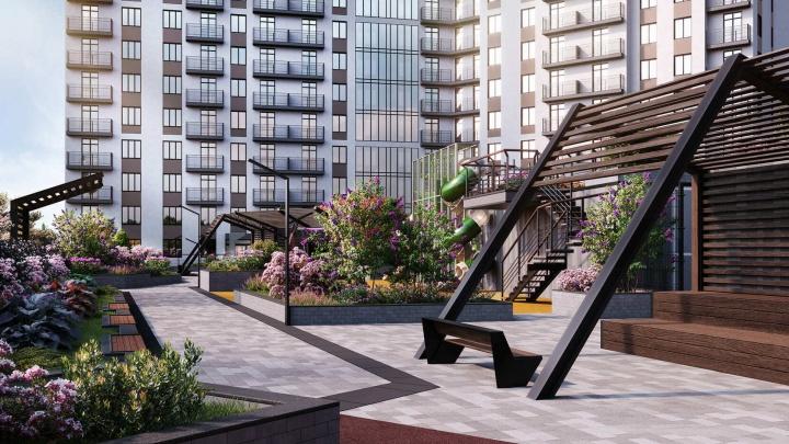 Квартиры в сердце парка «Сад Кирова»: строится новый дом «Парково» для семей
