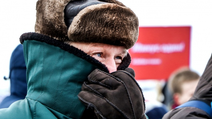 Морозы до -23 °С придут в Нижний Новгород сразу после праздников