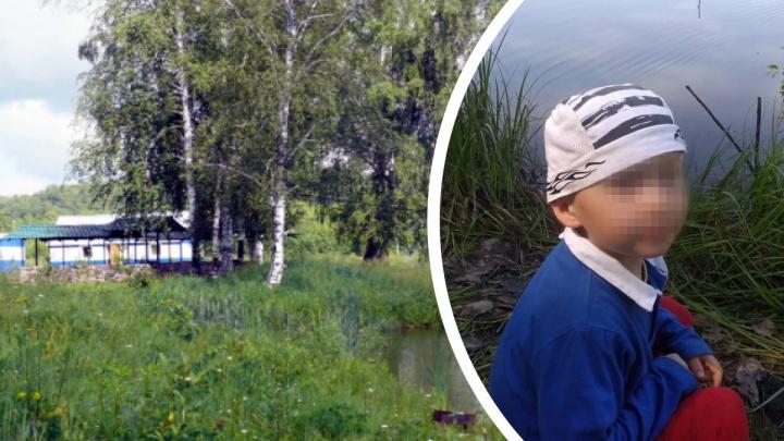 В НСО 4-летний мальчик пропал во время прогулки по лесу