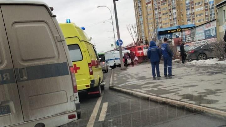 В Тюмени эвакуировали посетителей психдиспансера