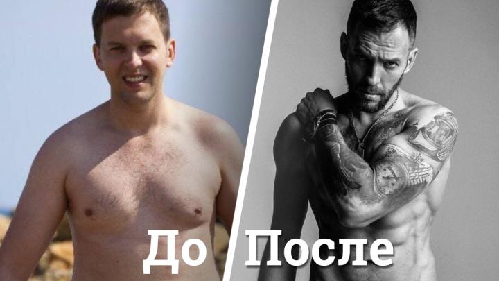 Стоматолог из Екатеринбурга сбросил 40 кг, забился татуировками и пересел на байк