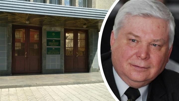 В Омске умер почетный строитель России Николай Лицкевич