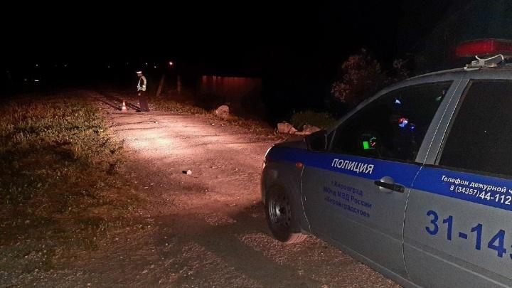 На Урале водитель Toyota Land Cruiser сбил 13-летнего мальчика, увез его в больницу и скрылся