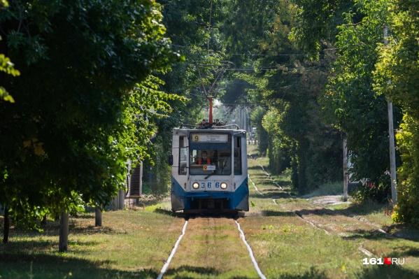 Модернизацию трамвайной сети Таганрога завершат до конца 2022 года