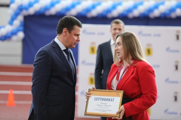 Анастасия Галашина стала серебряным призером XXXII летних Олимпийских игр в Токио