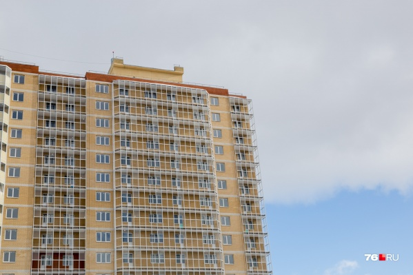 Квартал высоток может вырасти на границе города
