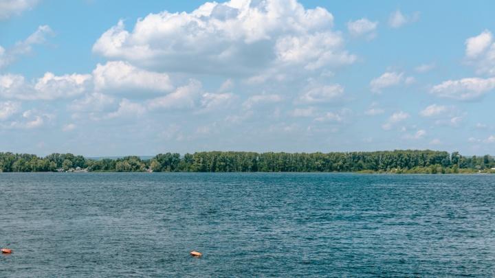 Под Тольятти на Волге столкнулись катер и лодка, утонул мужчина