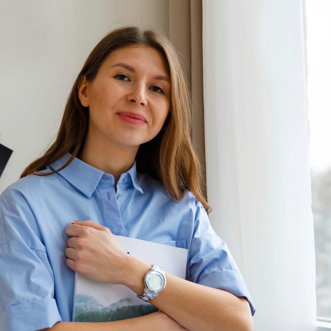 Татьяна Ошуркова после оформления статуса самозанятого планирует взять ипотеку — теперь ее доход официальный