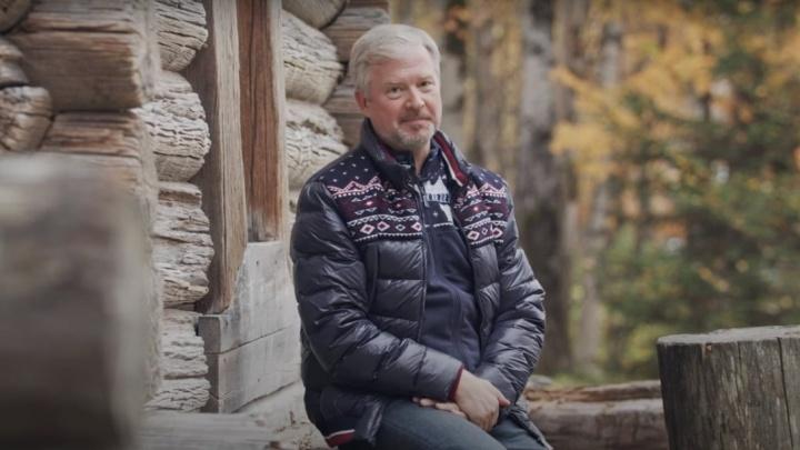 Валдис Пельш показал поморскую глубинку в своем фильме на Первом канале