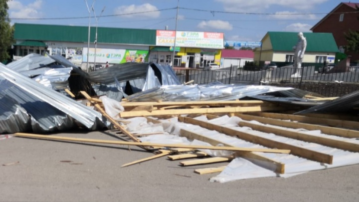 На девочку в Башкирии обрушилась крыша: подробности трагедии