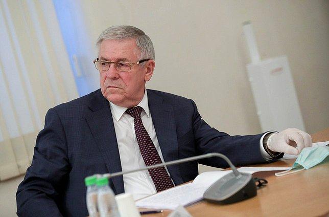 Валеев — депутат Госдумы двух созывов. Ранее занимал должность заместителя генпрокурора РФ