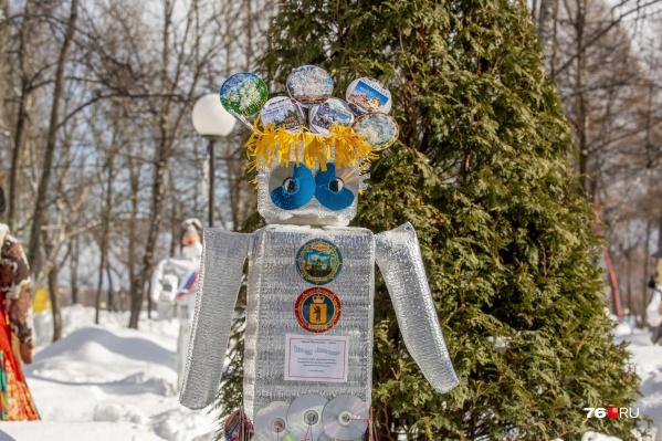 2021 — год науки и технологий в России. Это отразилось на виде многих кукол