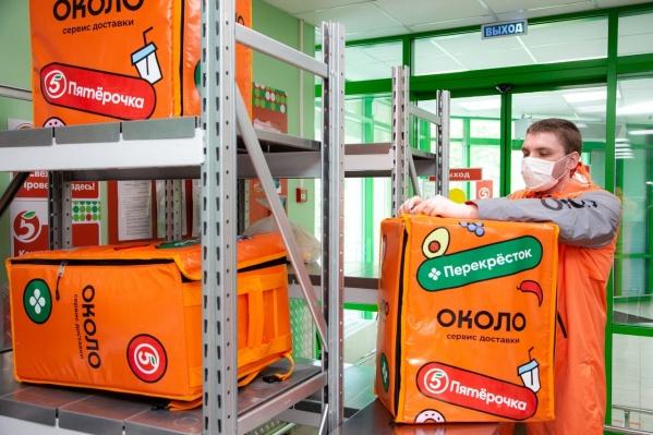 На данный момент курьеры выполняют около 25 тысяч заказов в день
