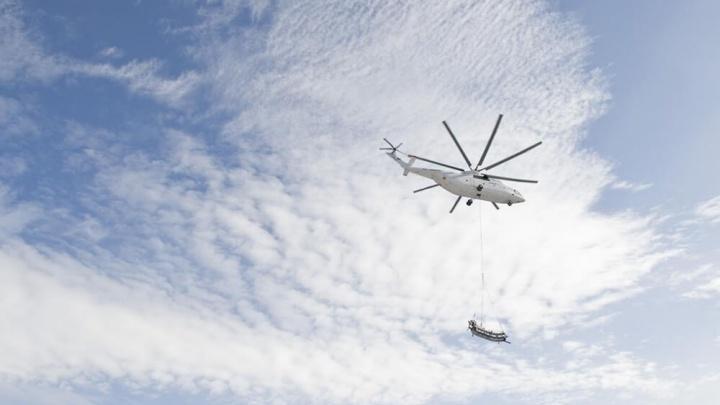 Перевозящей вахтовиков авиакомпании из Черемшанки запретили пользоваться вертолетами