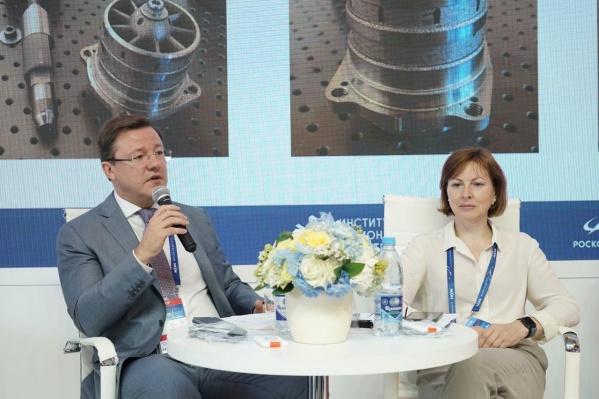 Дмитрий Азаров высказался о развитии космической индустрии в регионе