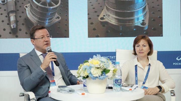 В Самарской области откроется бизнес-центр частной космонавтики