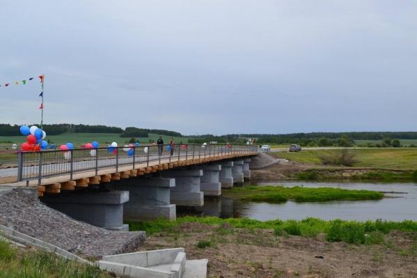 Мост закрывали на ремонт в конце 2019 года
