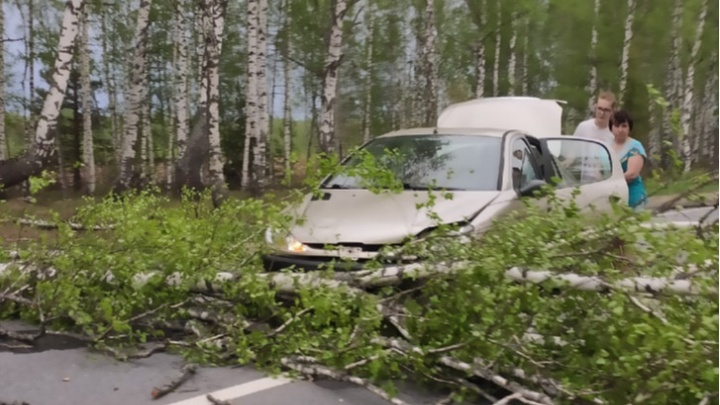 Из-за урагана почти 14 тысяч домов в Нижегородской области остались без электричества