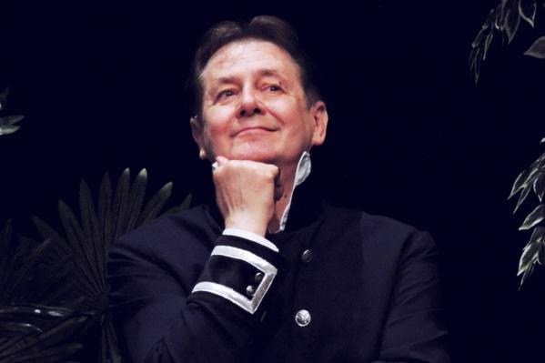 Соколовскийсыграл более 100 ролей в комедиях, детективах, драмах и сказках