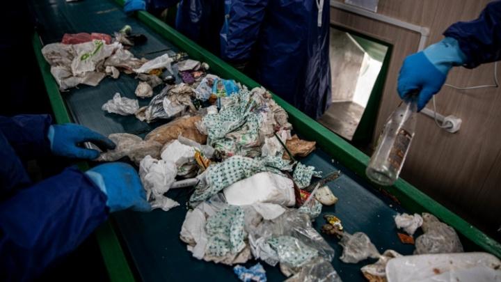 В Новосибирске начнет работать новый мусоросортировочный завод. Сколько он стоит и зачем нужен
