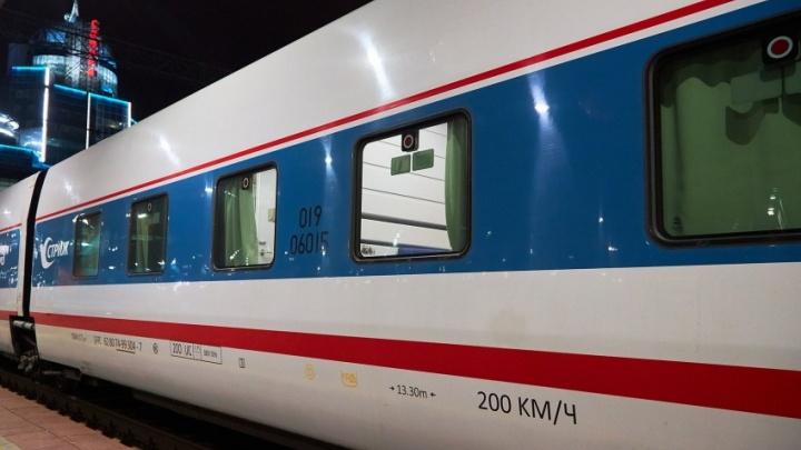 В расписании самарского поезда «Стриж» произошли изменения