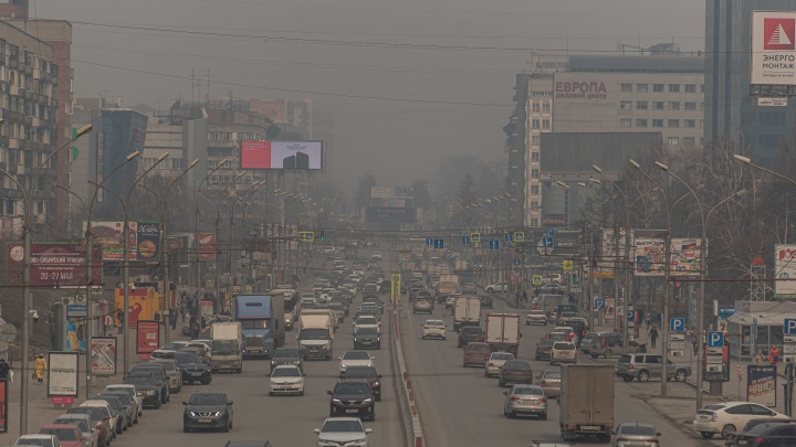 В Новосибирске назвали районы, где разработают планы по снижению вредных выбросов (их всего три)