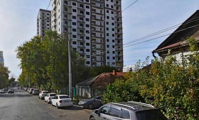 В историческом центре Самары планируют построить девятиэтажки и подземные парковки