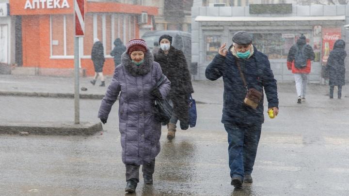 Максимальные порывы — 21 метр в секунду: синоптики назвали ураган неблагоприятным для Волгограда