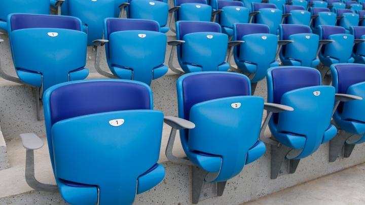 Зрелищ не будет: ближайший матч «Ротора» на «Волгоград Арене» пройдет без зрителей