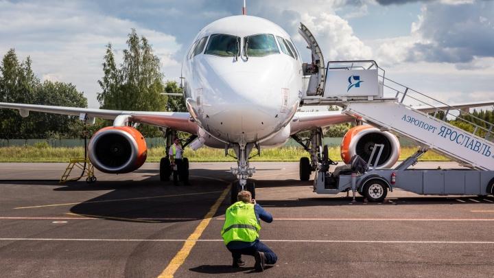 Из Ярославля — на курорты: аэропорт в Туношне откроет новые популярные маршруты