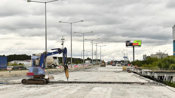В РЖД придумали, как решить спор вокруг ремонта моста на Луганской