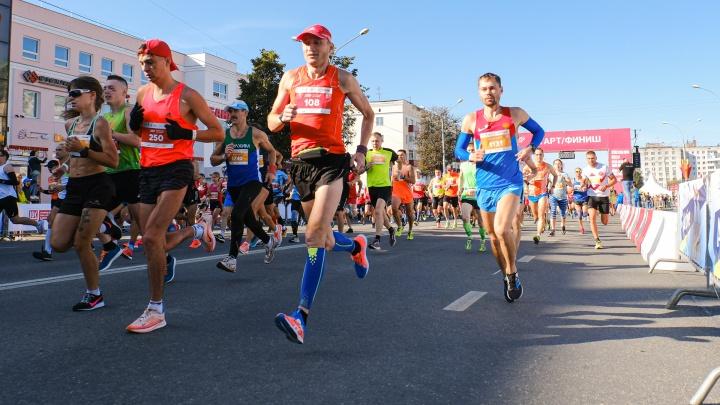 Пермский марафон из-за коронавируса перенесли на осень 2022 года