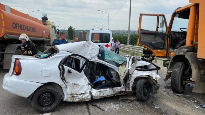 В Волгограде в страшном ДТП погиб шестилетний мальчик