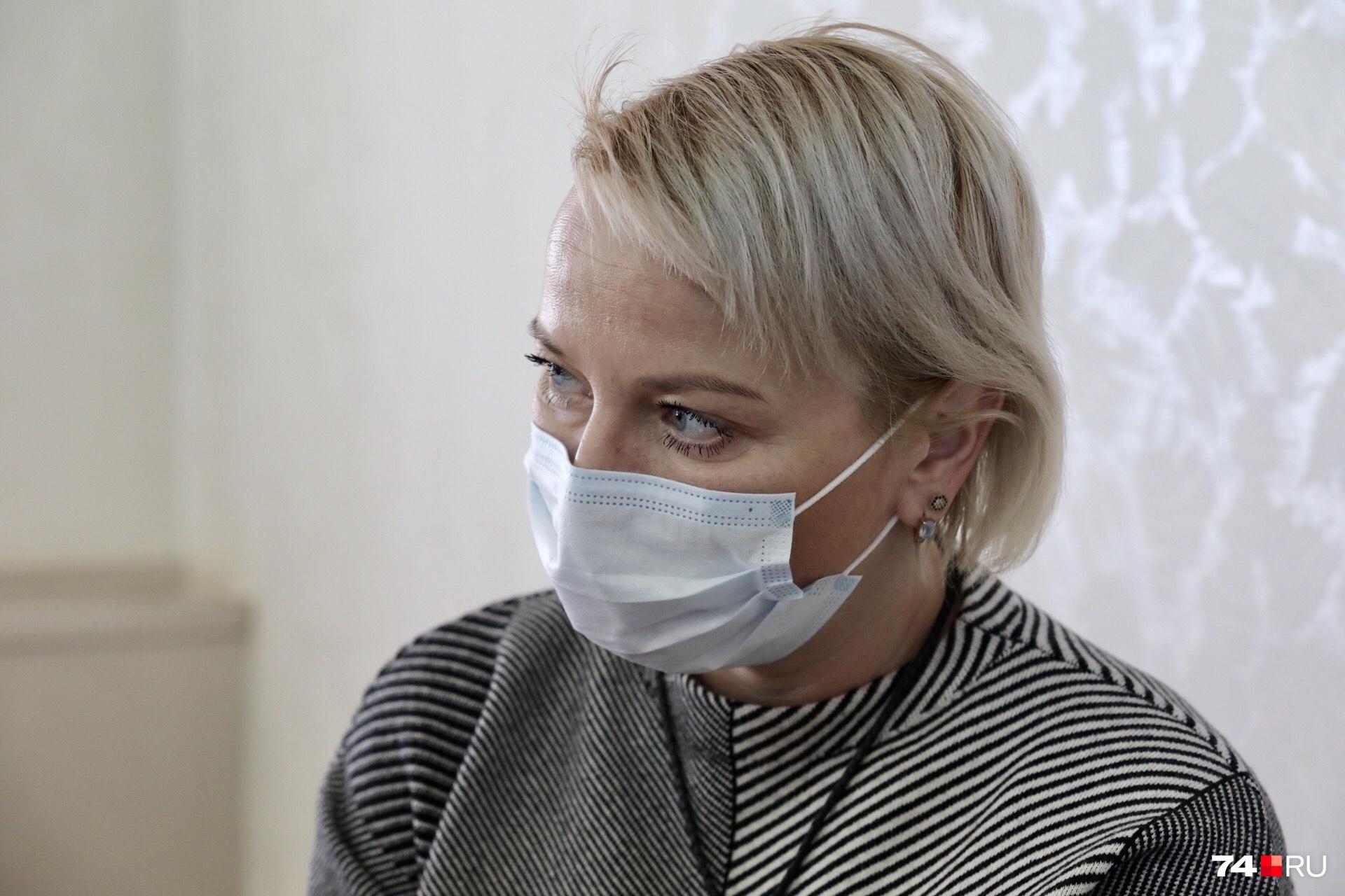 После выписки из челябинской больницы девушка проходила реабилитацию в частных клиниках, напомнила Наталья Гилёва