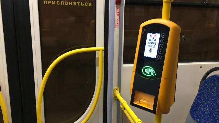 В Кемерово на линию выйдут больше 100 автобусов с валидаторами. Но когда — неизвестно