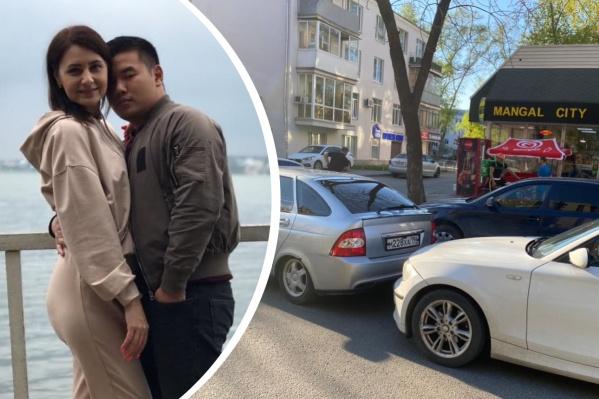7 мая Дмитрий попытался догнать Екатерину и устроил ДТП