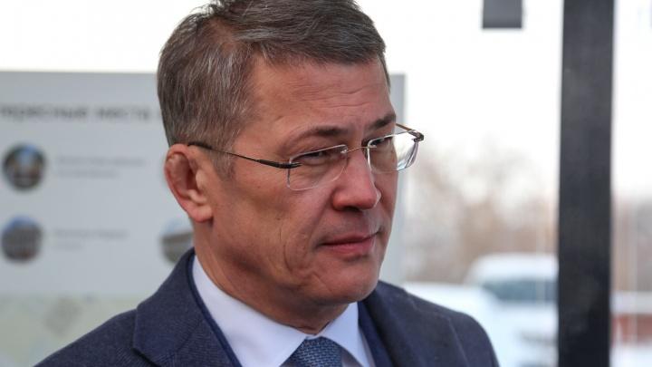 Так говорил Радий Хабиров: эмодзи-тест кодню рождения главы Башкирии