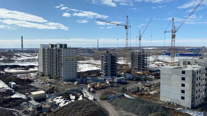 В Кузбассе за год цены на жилье выросли на 11%. Изучаем статистику