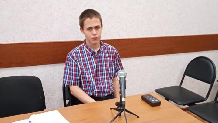 «Продлили запрет»: волгоградского школьника, обвиненного в попытке взорвать школу, вновь оставили на свободе