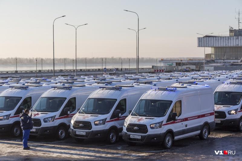 Новые «Форды» не выдержали мороза и поехали в сервис на внеплановый ремонт