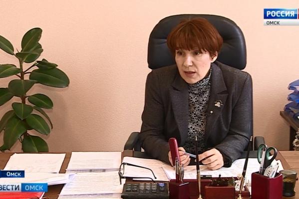 Наталья Сергина возглавляла «Пассажирсервис» на протяжении пяти лет